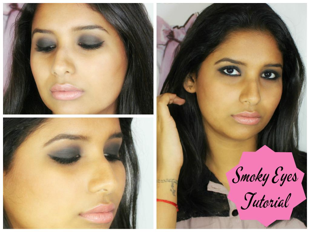 Smoky Eyes Makeup Tutorial