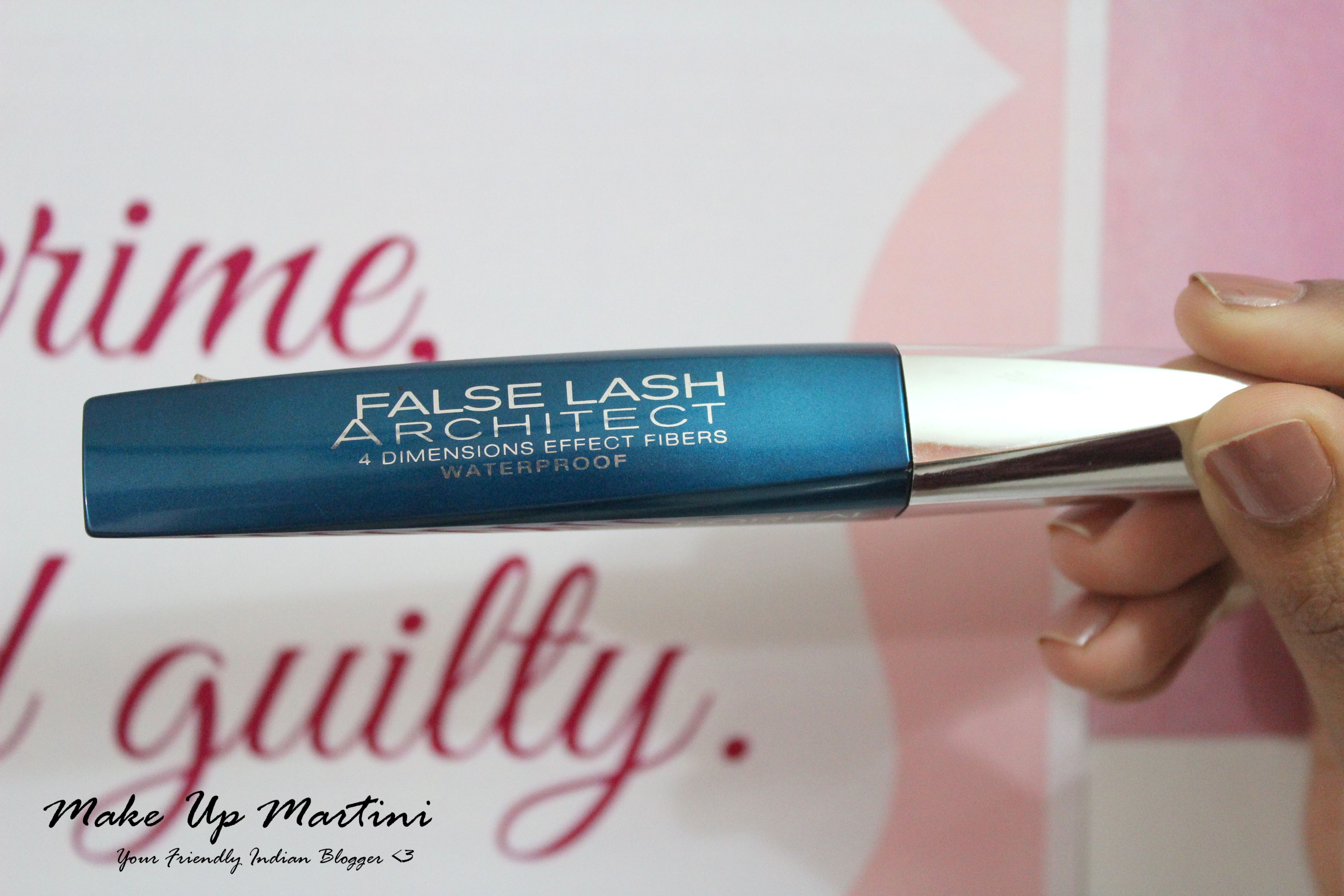 L'Oreal Paris False Lash Architect 4D Mascara