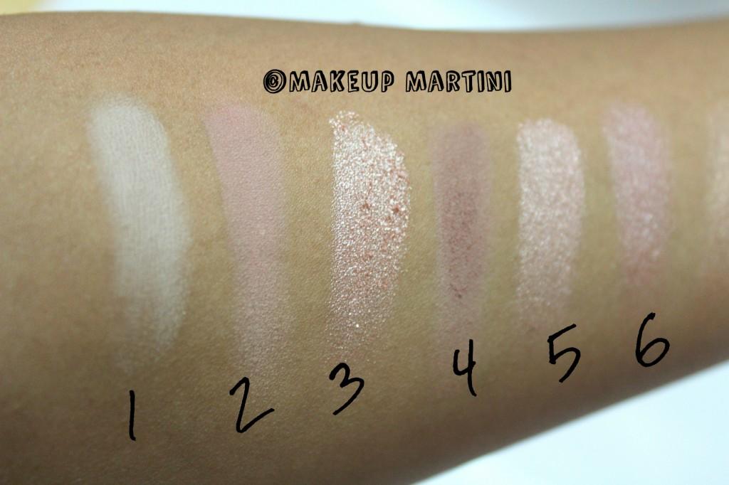 LA Girl Nudes Eyeshadow Palette Review