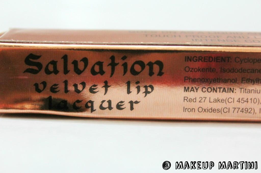 Makeup Revolution London Salvation Velvet Lip Lacquers Review