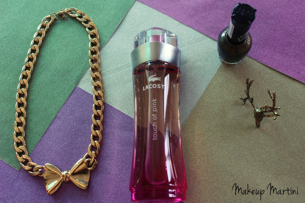 Lacoste Touch of Pink Perfume Review