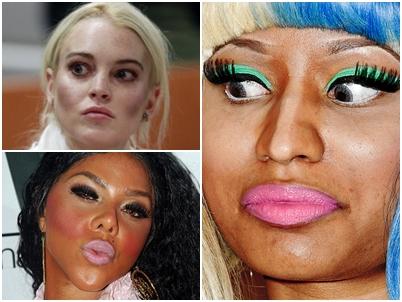 Worst Beauty Blunders