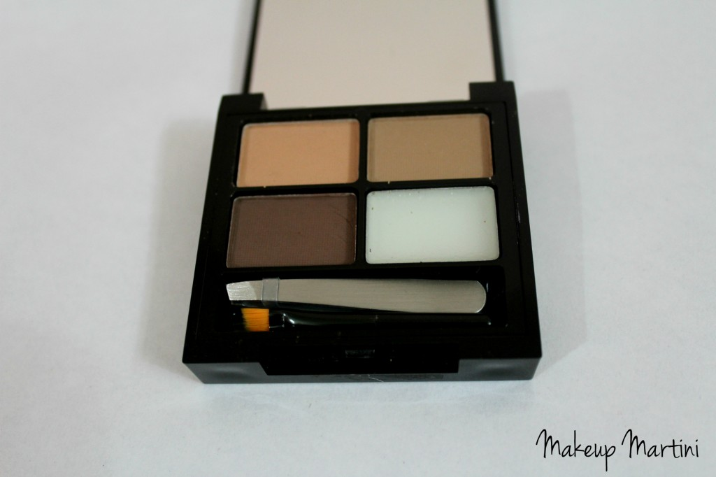 Makeup Revolution Focus and Fix Brow Kit Review