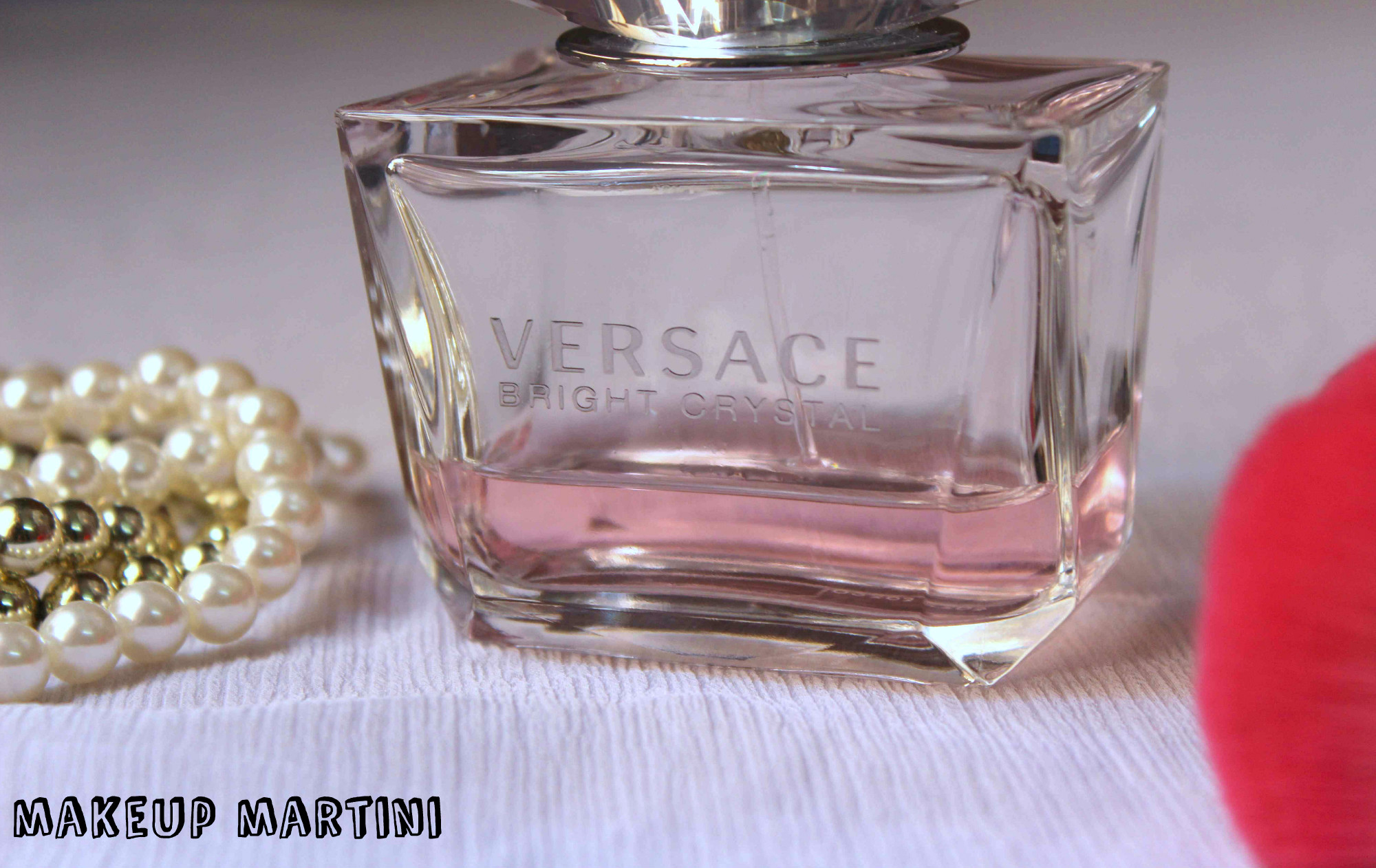 Versace Bright Crystal Perfume Review