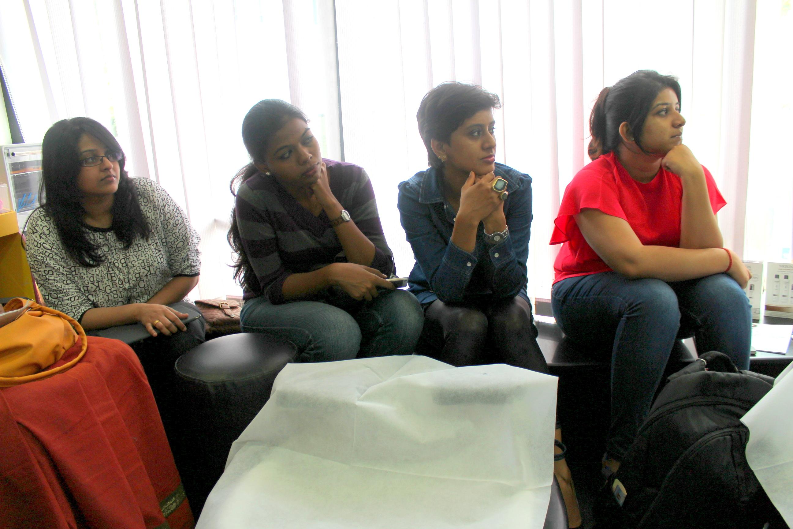 Nioxin in India & Scalp Facial!!