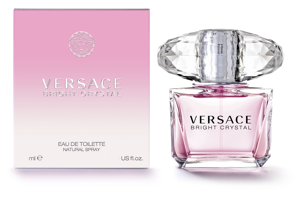 Versace Bright Crystal Perfume Review And Price