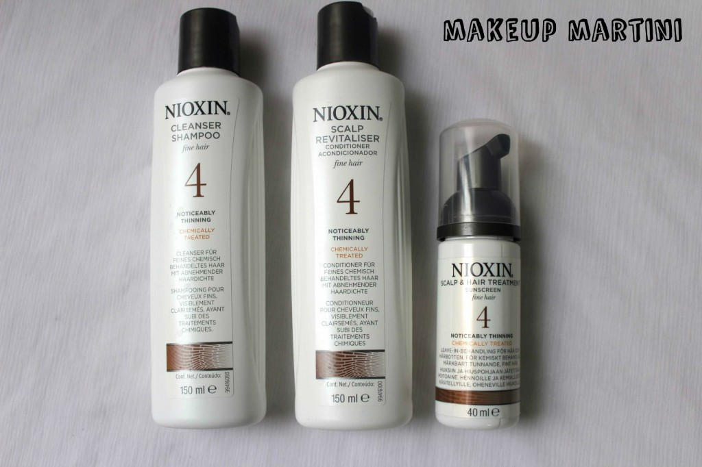Nioxin Thinning Hair System 4 Review