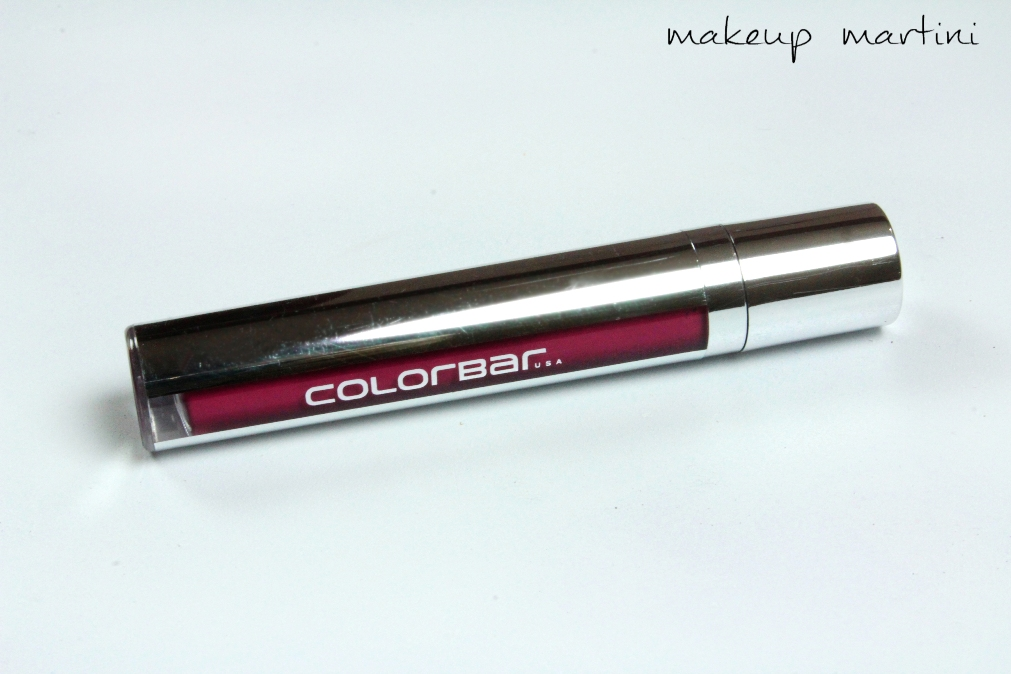 COLORBAR KISS PROOF LIP STAIN IN MAUVE DUSK REVIEW