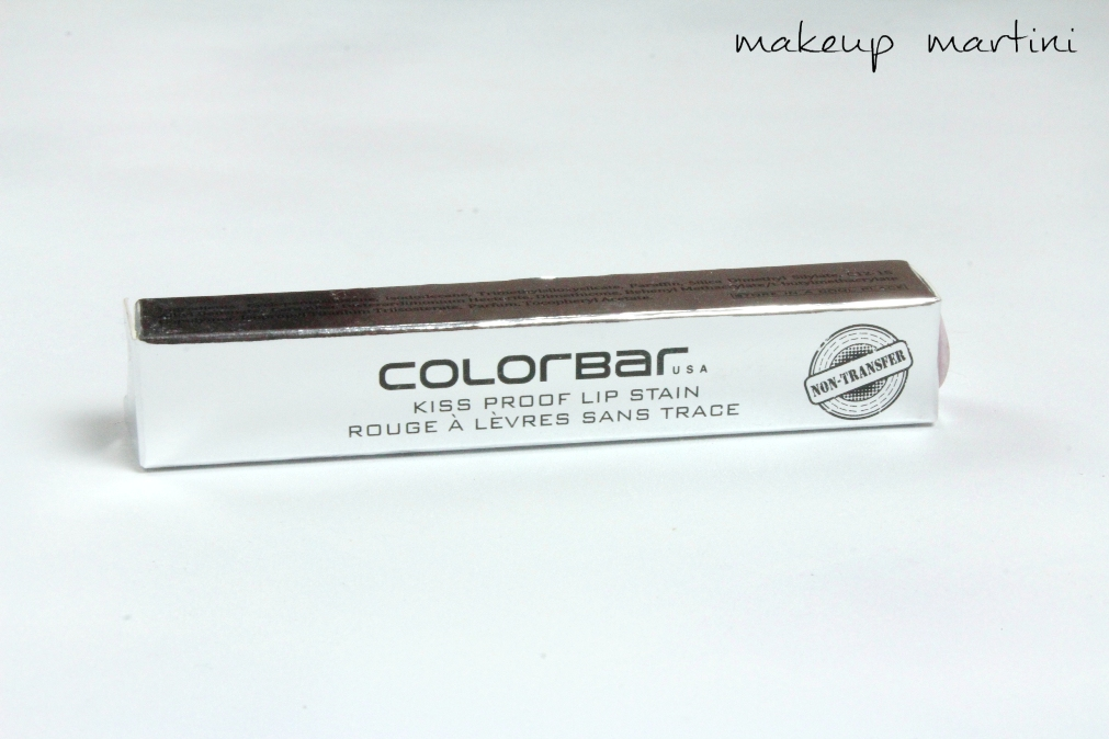 Colorbar Kiss Proof Lip Stain in Mauve Dusk Review, Swatches, FOTD & Dupes