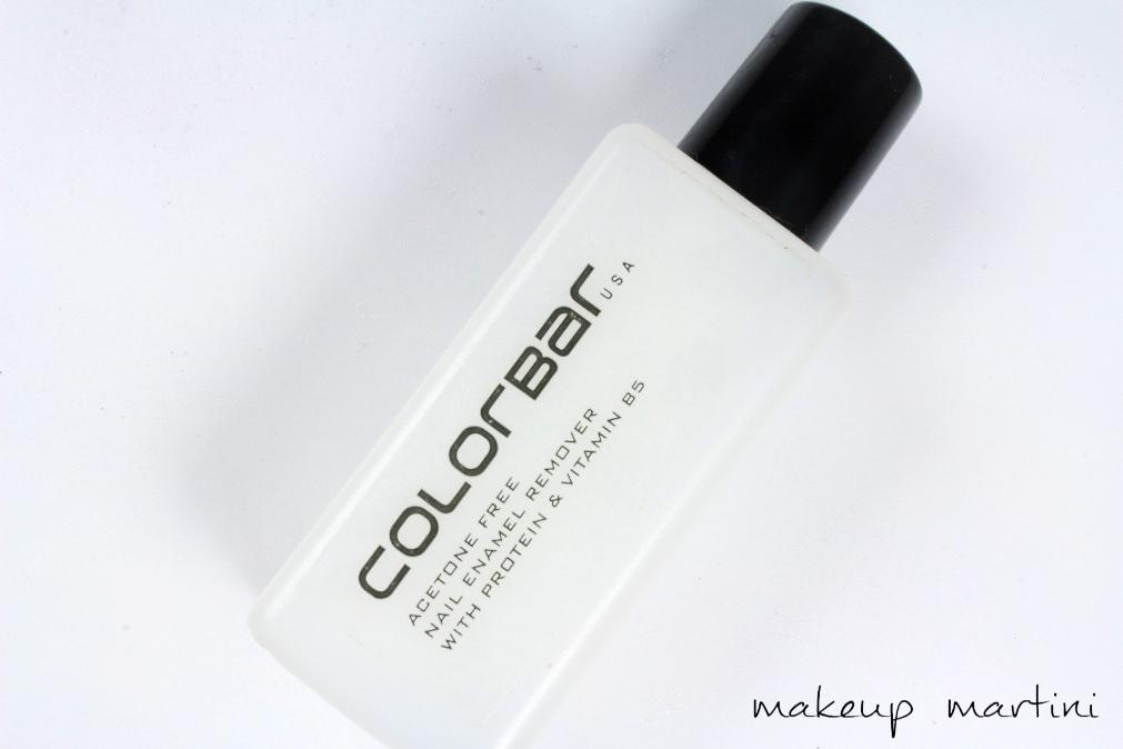 Colorbar Nail Enamel Remover