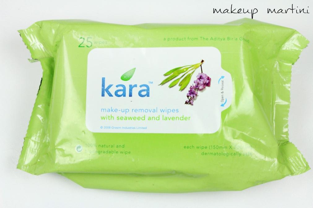 Kara Makeup Removal Wipes Review