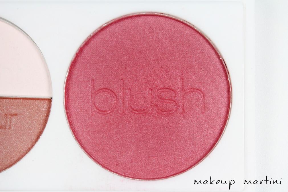 LA Colors Blush Contour Palette