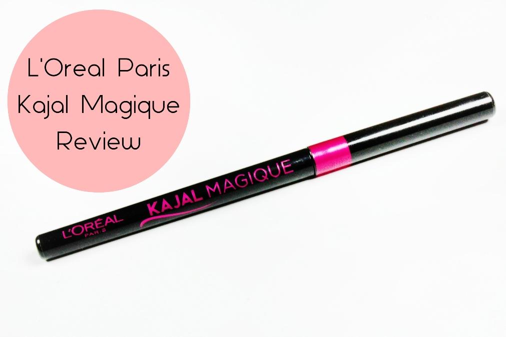 LOreal Paris Kajal Magique Review