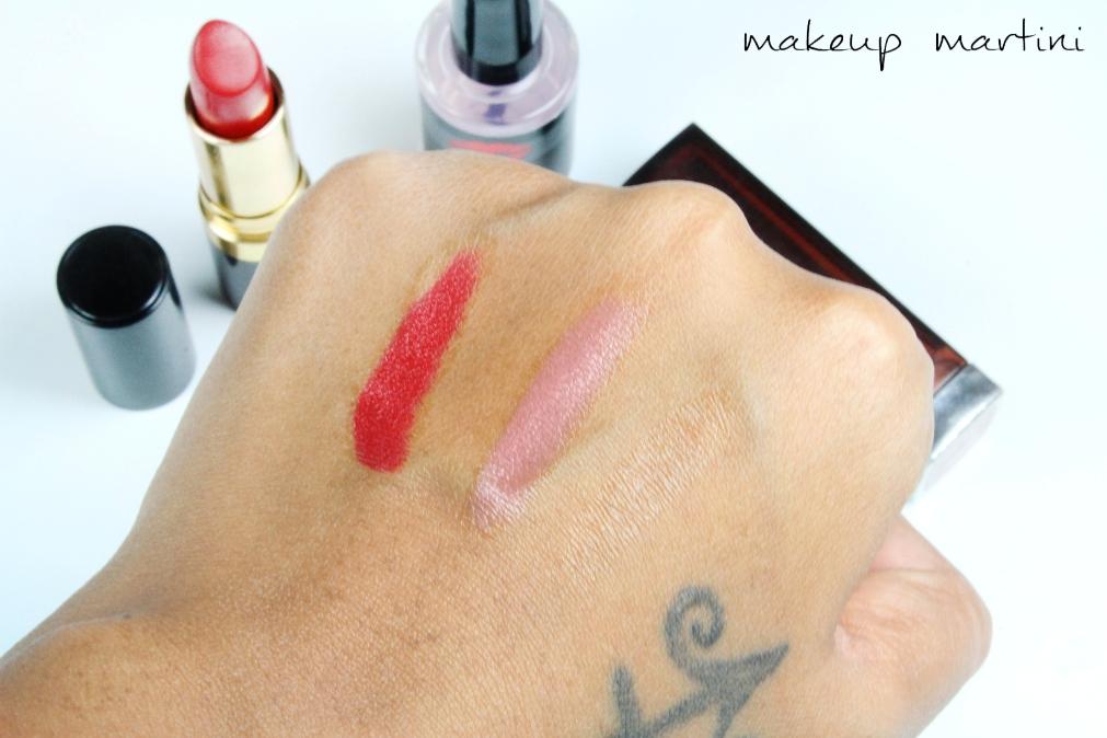 Mehron LIPSTIX Lipstick Sealer swatch