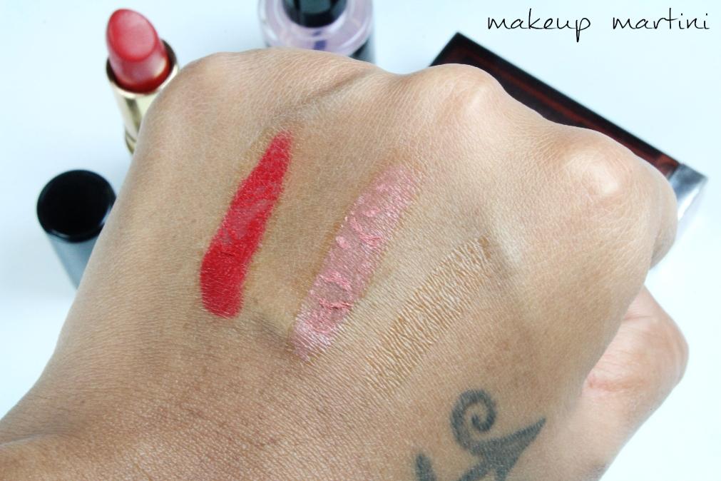 Mehron LIPSTIX Lipstick Sealer swatches