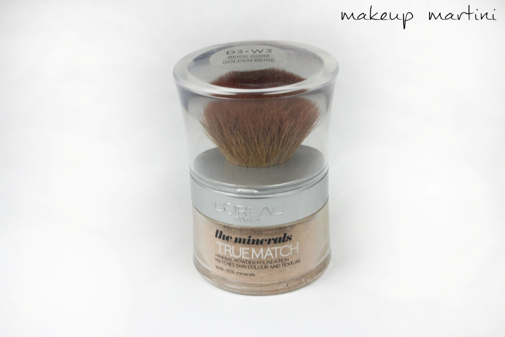 True Match Mineral Foundation Review