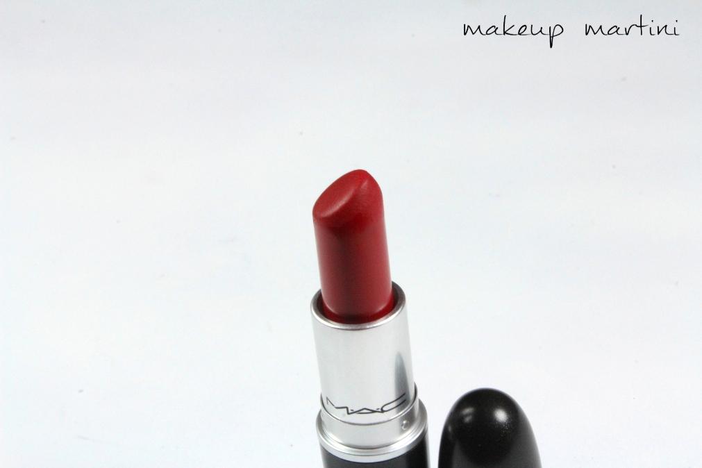 MAC Russian Red Lipstick Review