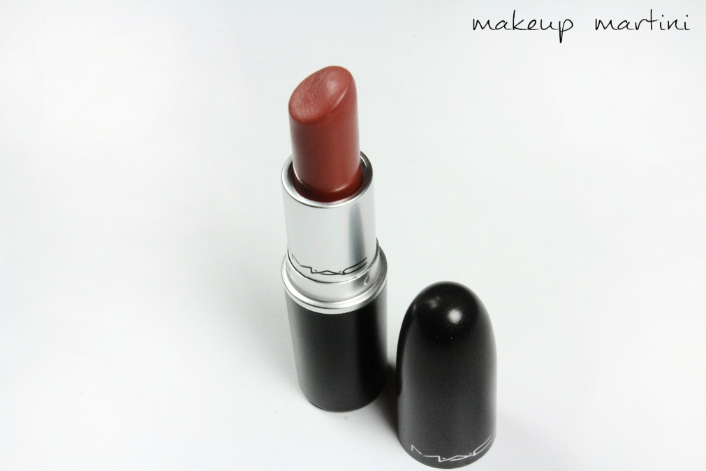 MAC Matte Taupe Lipstick Review