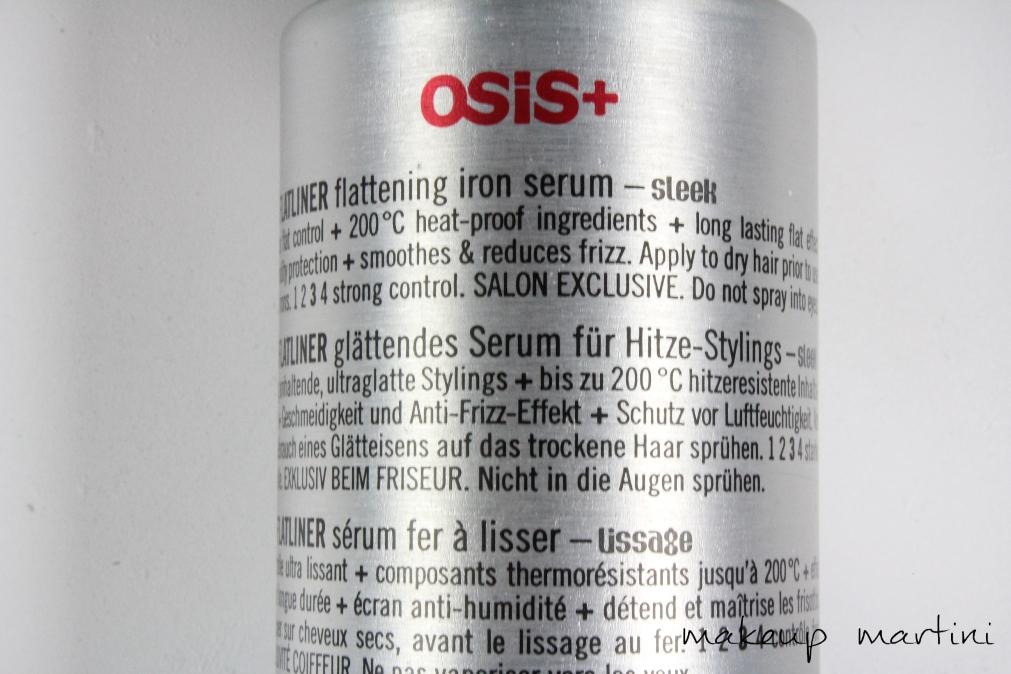 osis flatliner spray review in
