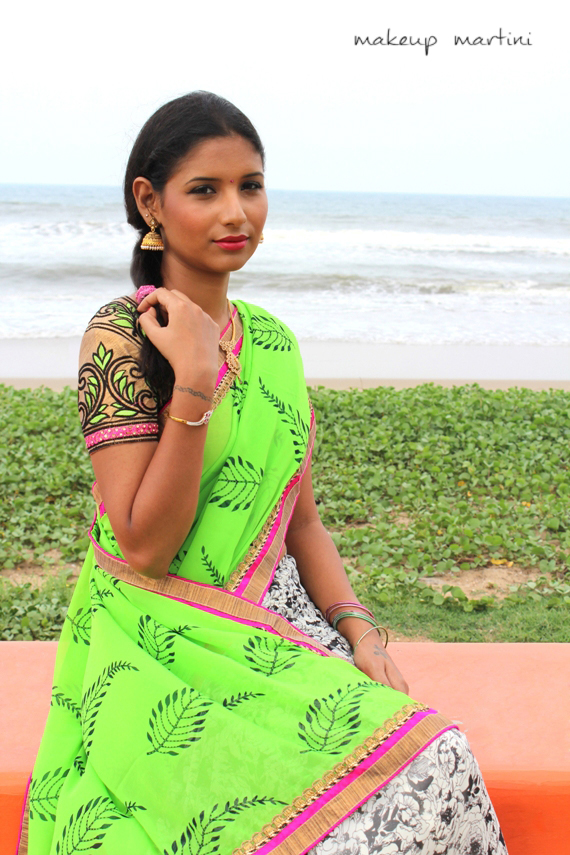 printed casual and party saree (4)