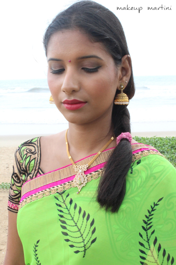 printed casual and party saree (7)