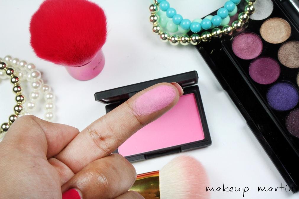 sleek pixie pink swatches
