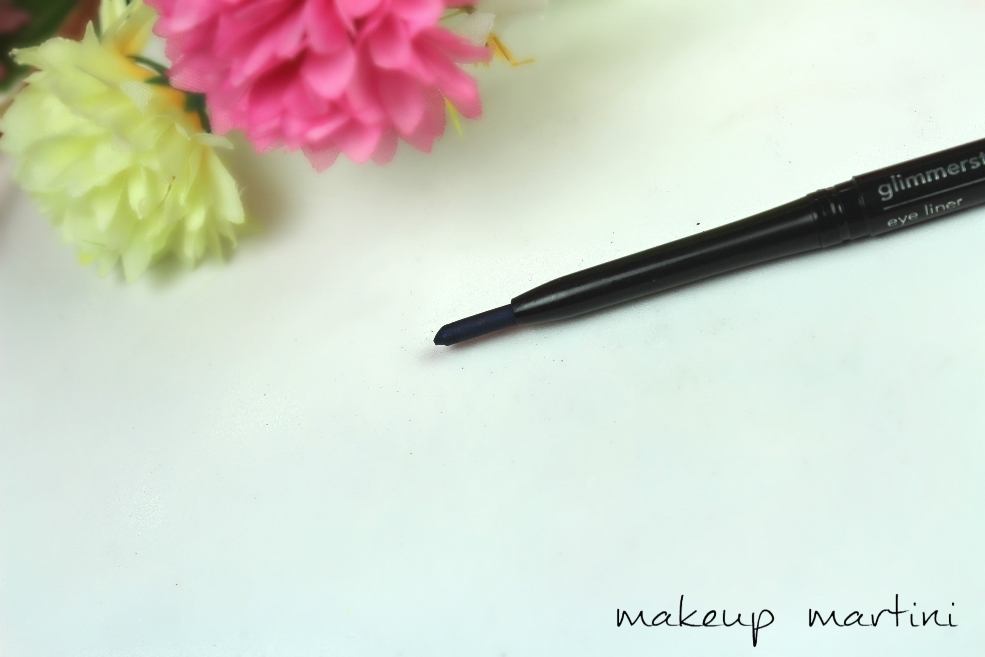 Avon Glimmersticks in Starry Night Blue Review and Swatche
