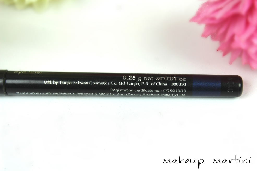 Avon Glimmersticks in Starry Night Blue Review