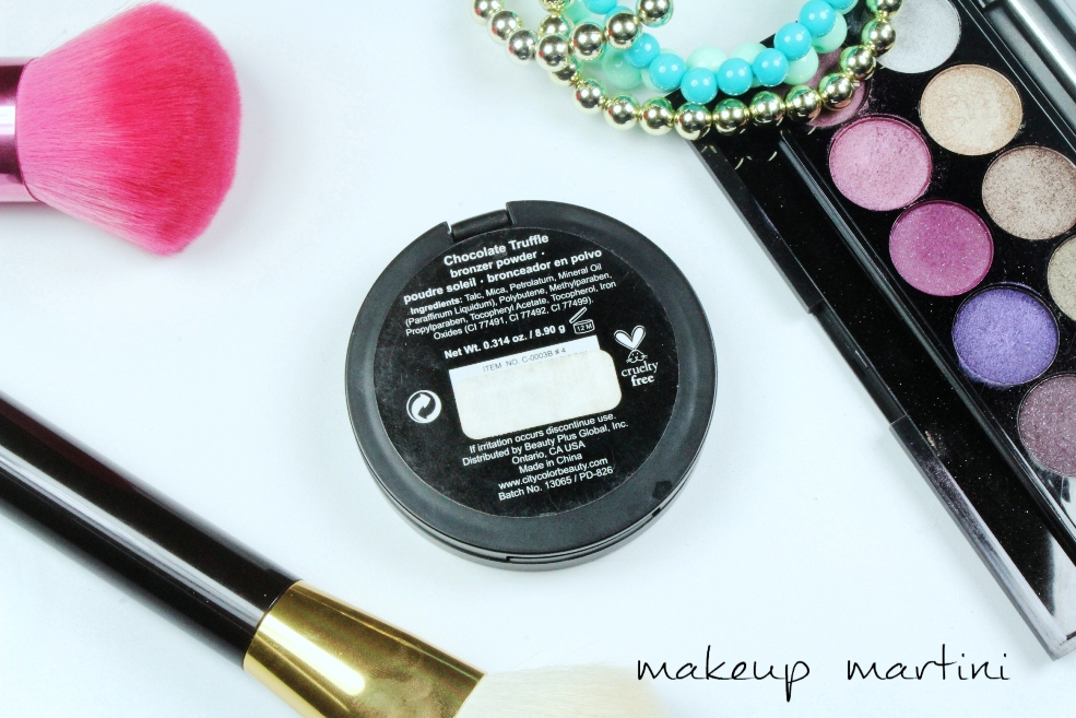 City Color Cosmetics Be Matte Bronzer Review (3)