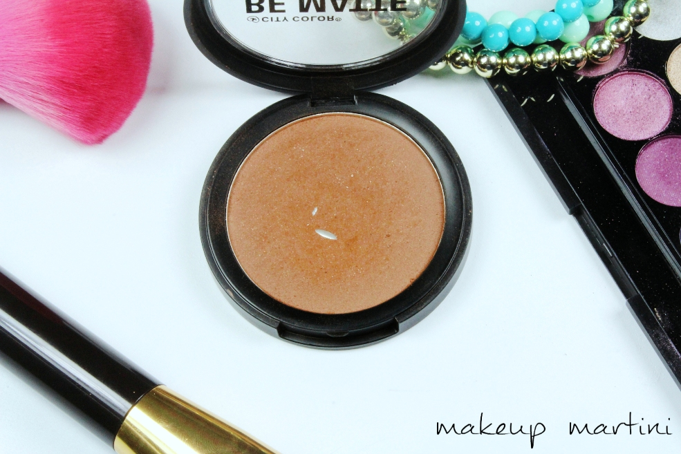 City Color Cosmetics Be Matte Bronzer Review (4)