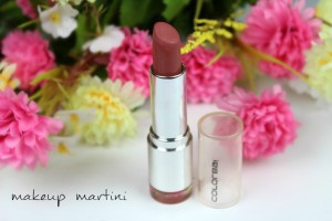 Colorbar Velvet Matte Lipstick in Bare Review and Swatches