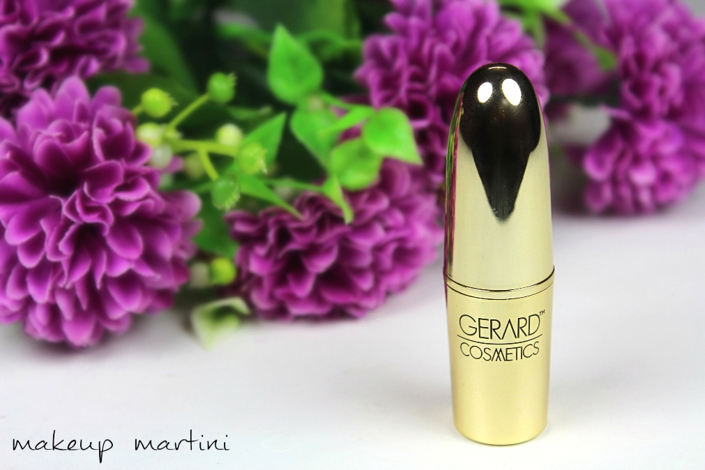 Gerard Fire Engine Lipstick Review & Swatches