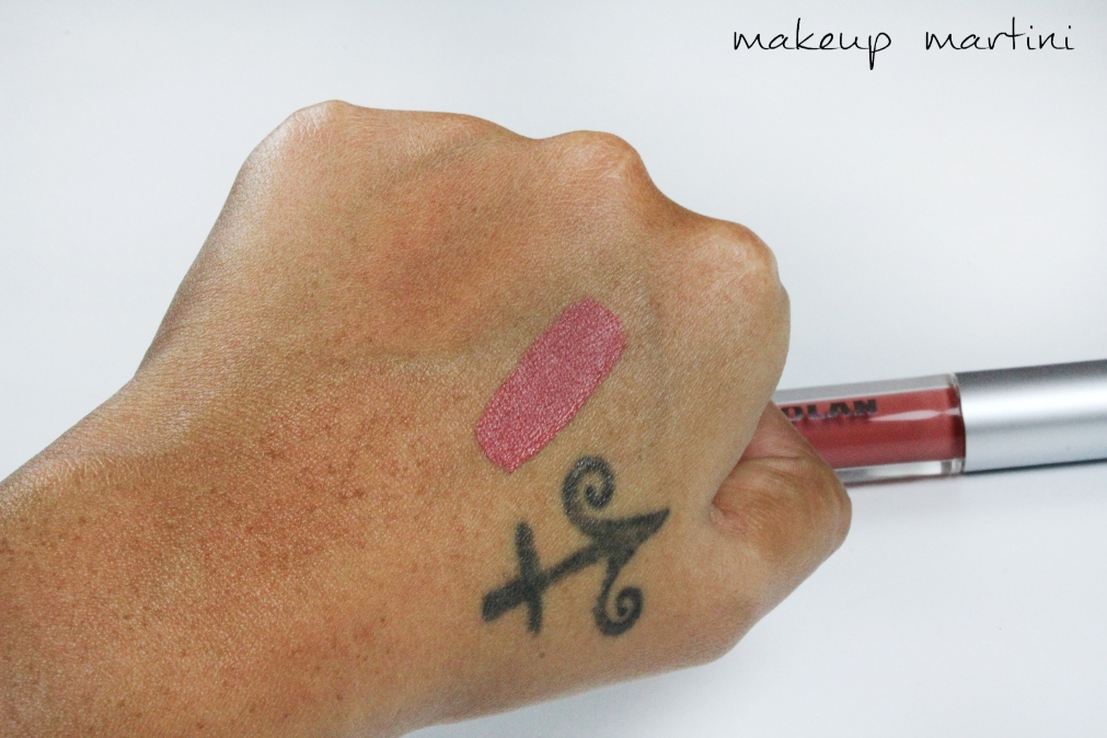Kryolan Lip Stain in Gospel Review swatch