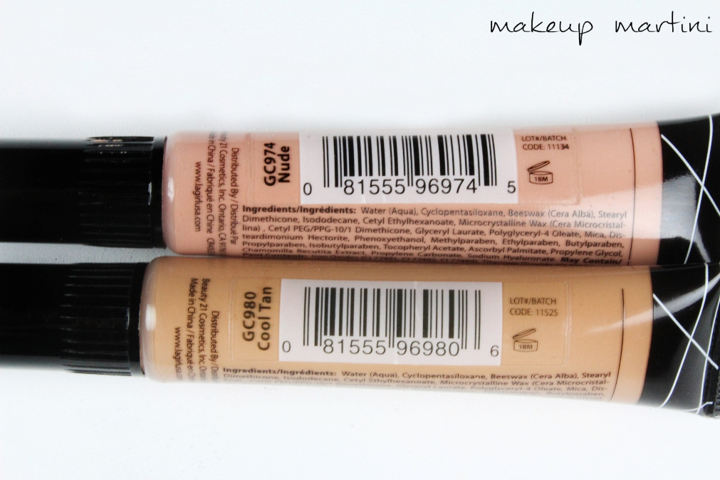 LA Girl Pro Conceal HD Concealer Review Shade
