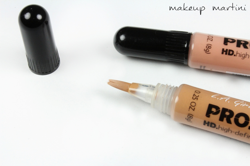 LA Girl Pro Conceal HD Concealer Applicator