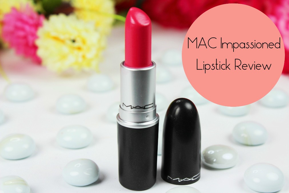 MAC Impassioned Lipstick Review, Dupe, Swatch u0026 Price