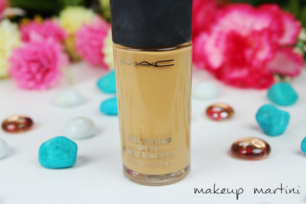 MAC Studio Fix Fluid Foundation NC42 Review