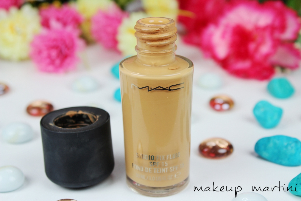MAC Studio Fix Fluid Foundation NC42 Review, Dupes, Swatches & Price