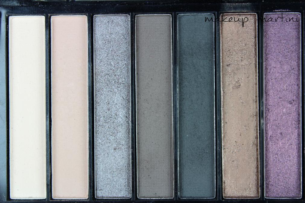 Makeup Revolution Hot Smoked Palette Reviewc