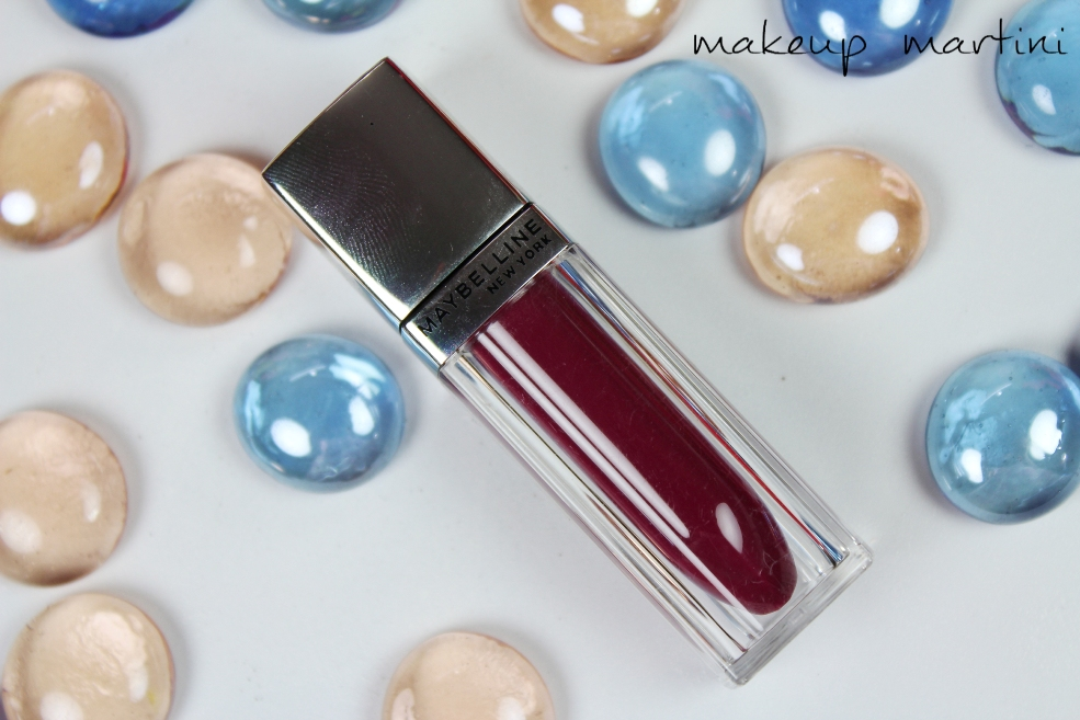 Maybelline Lip Polish in Glam 6 Review (3)