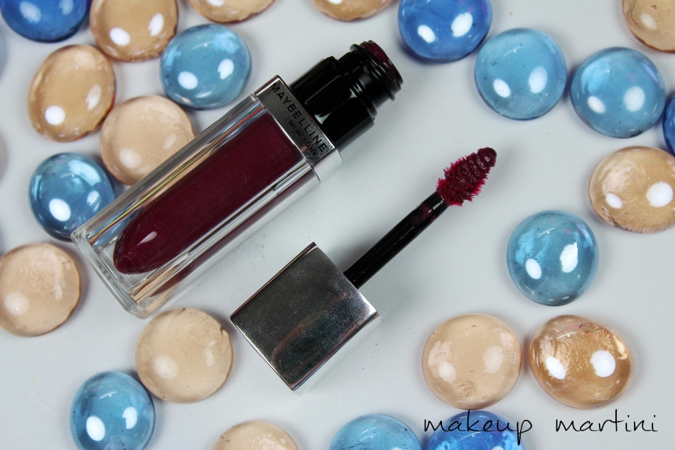 Maybelline Lip Polish in Glam 6 Review (5)