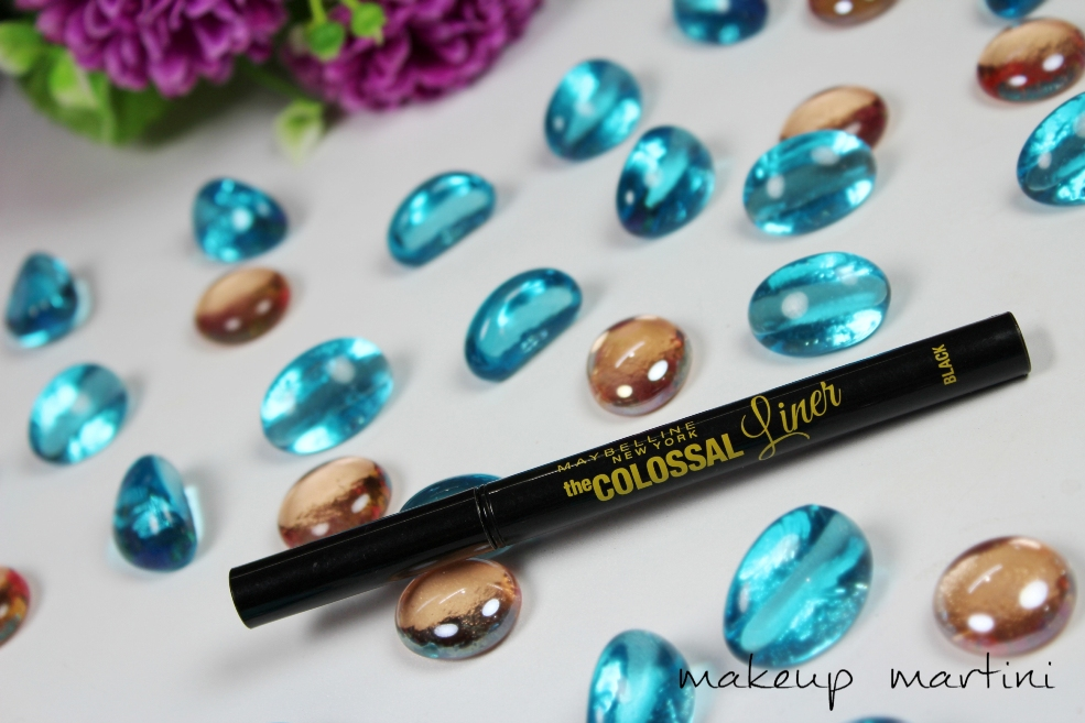 Maybelline The Colossal Liner in Black Review (2)