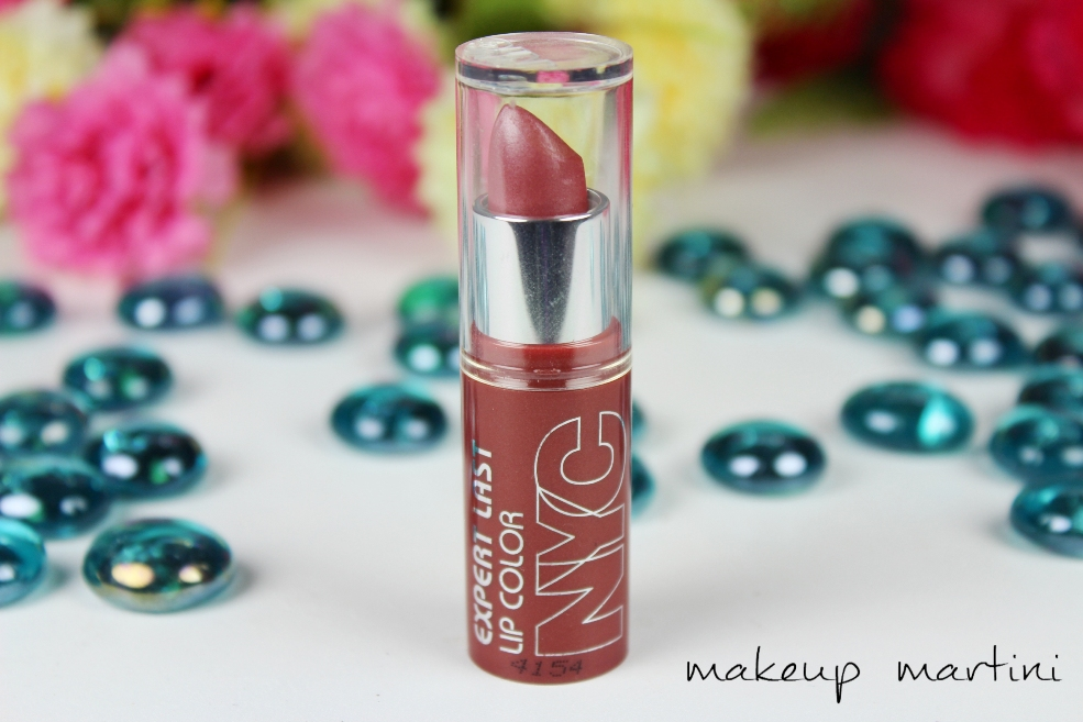 NYC Expert Last Lip Color in Sugar Plum Review (4)