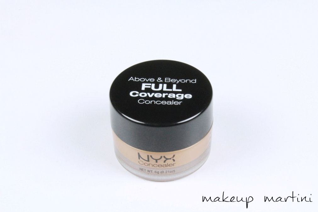 NYX Concealer In A Jar Review and Swatches (1)