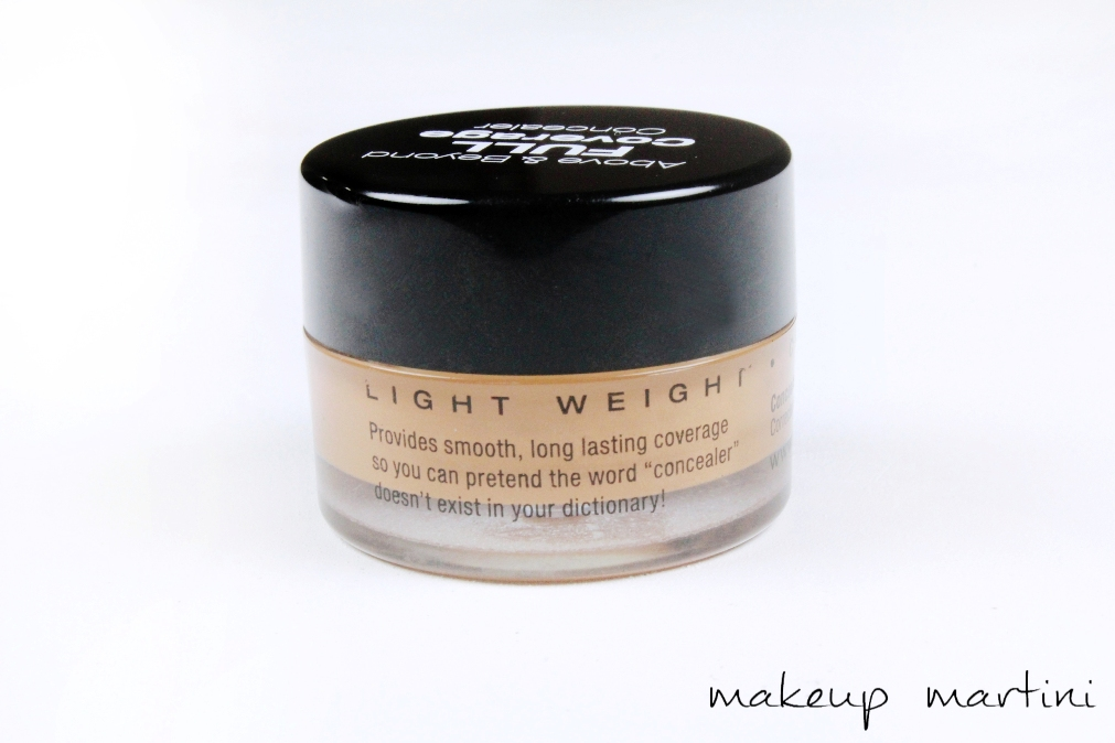 NYX Concealer In A Jar Review and Swatches (2)