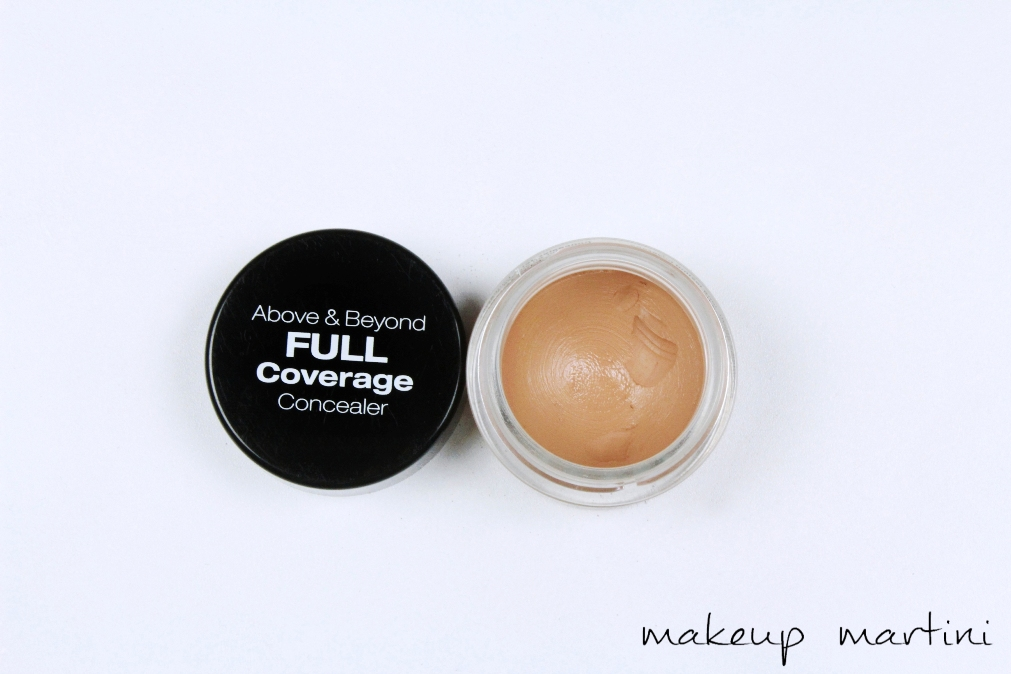 NYX Concealer In A Jar Review and Swatches (5)