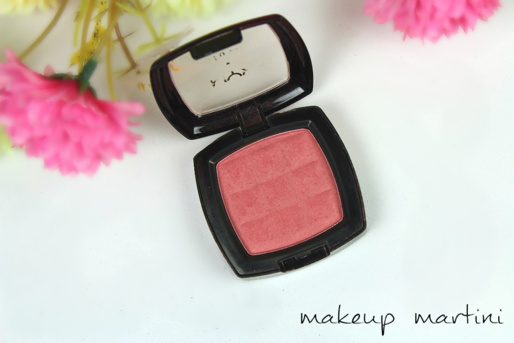 NYX Powder Blush in Mocha Review and Swatchess