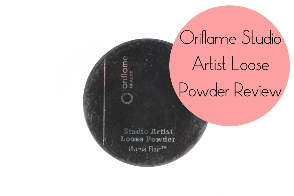 Oriflame Studio Artist Loose Powder Review, Swatch, Dupe ...