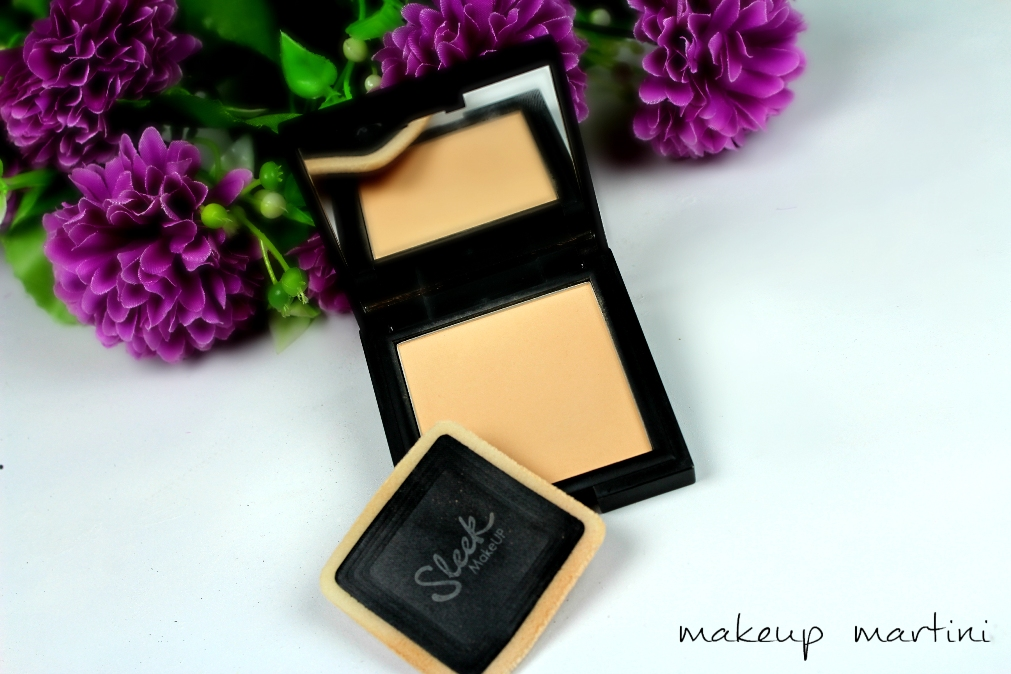 Sleek MakeUP Suede Effect Pressed Powder Reviews