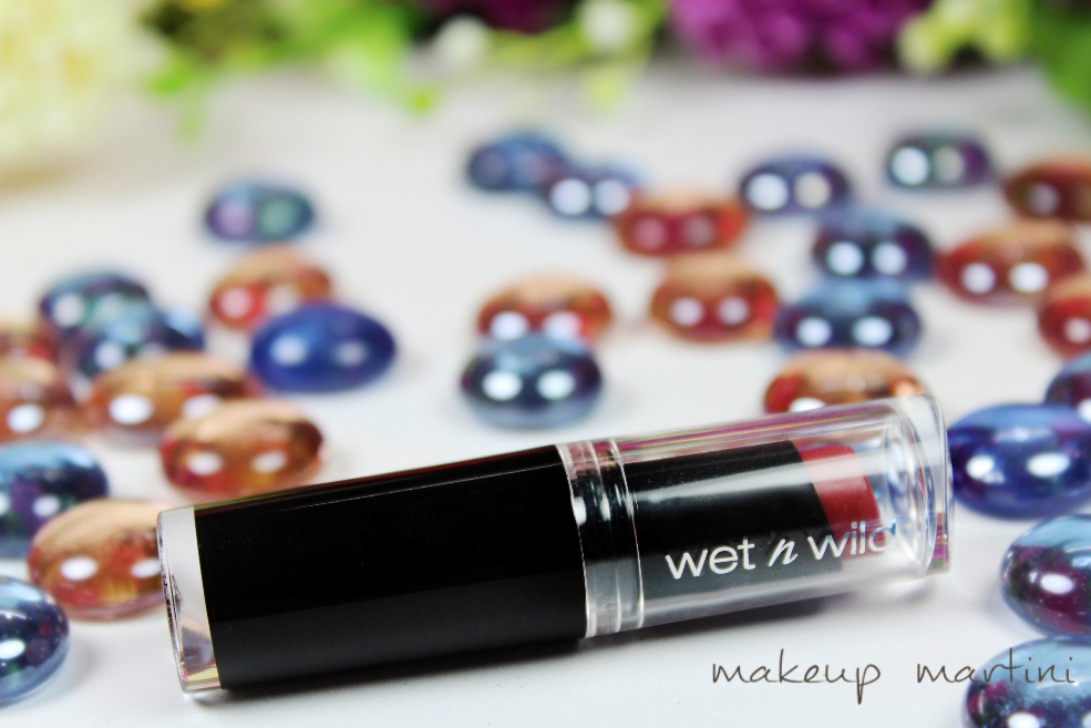Wet N Wild Megalast In The Flesh Lipstick Review